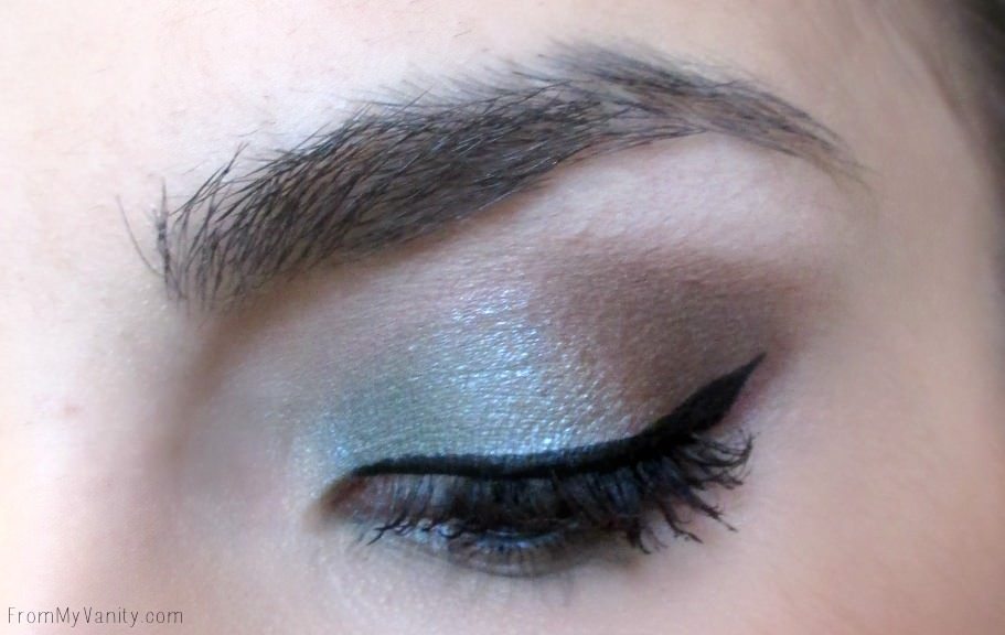 Eye look created using 2B Colours eyeshadow #makeup #eyes