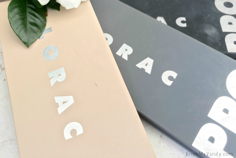 Collection of LORAC PRO Palettes!
