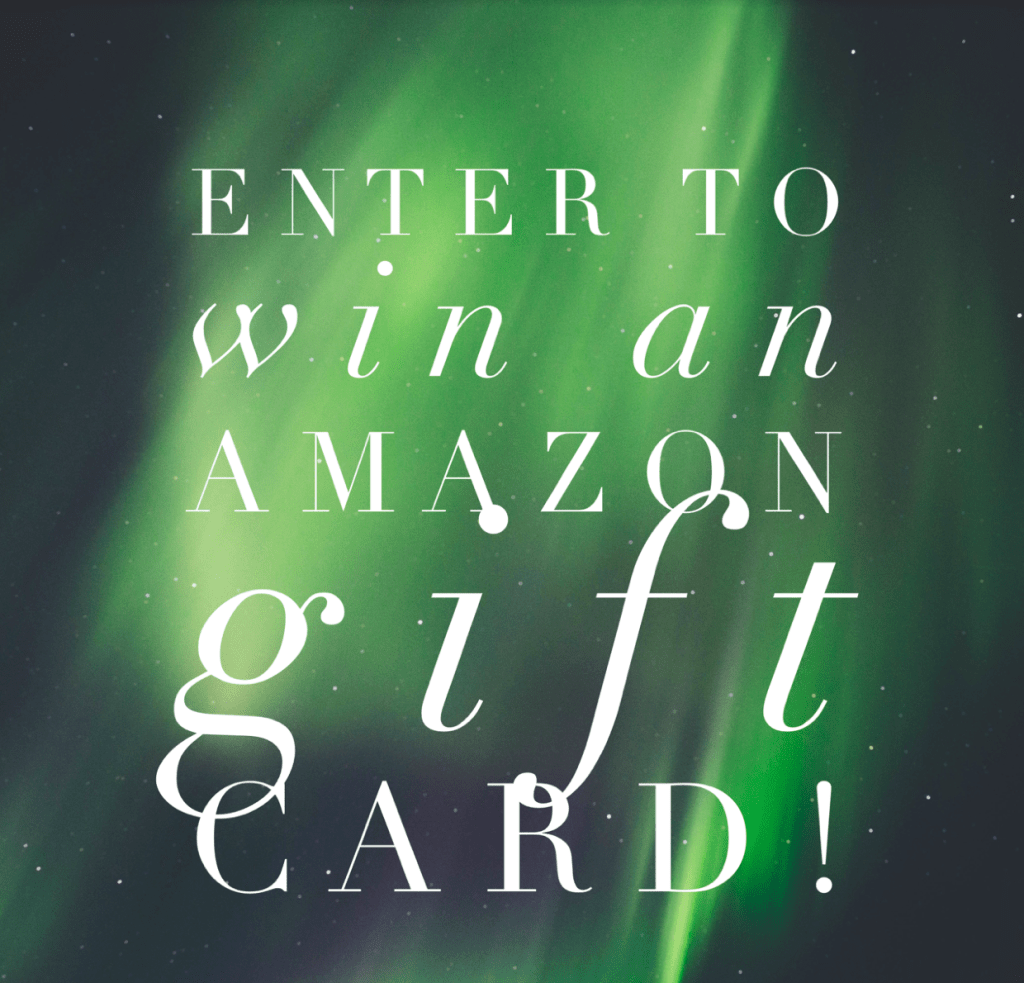 Enter this GIVEAWAY!