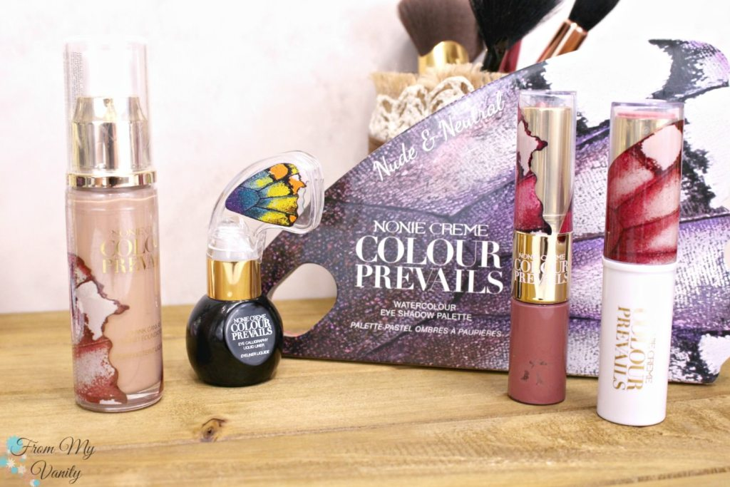 Colour Prevails Brand Overview