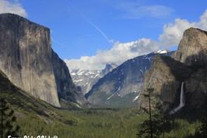 Découvrir Yosemite National Park en marchant