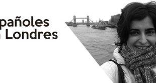 Españoles en Londres - Laura García