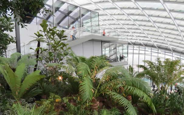 Jardines de Sky Garden