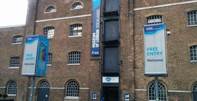 Mueum of London Docklands