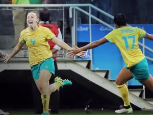 Matildas share points with 2nd ranked Germany