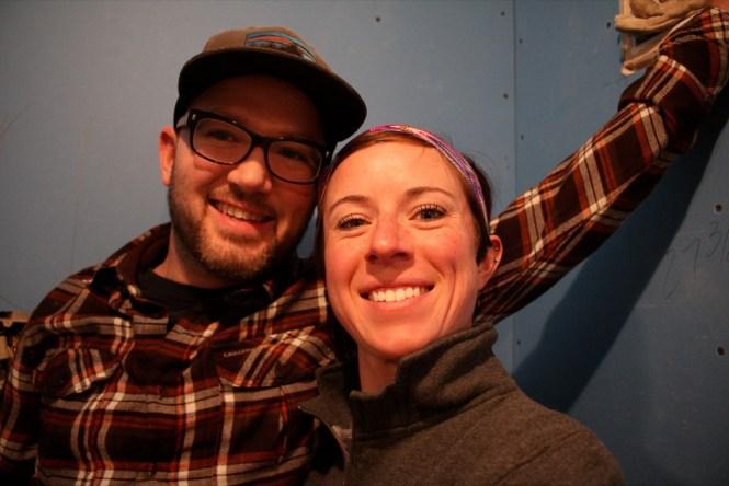 Jesse and Kelly bathroom renovation
