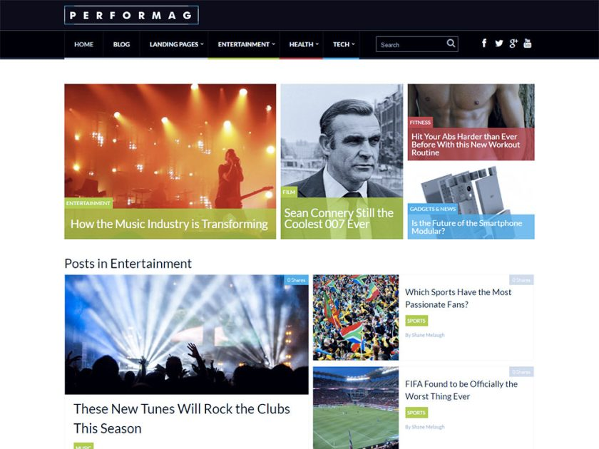 Performag Affiliate WordPress Theme by Thrive Themes