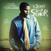 Front Cover Super Senior K.Sparks