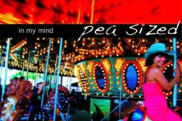 [cover] Pea Sized - In My Mind