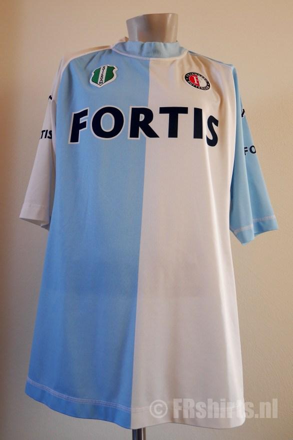 2004-2005 Uit
