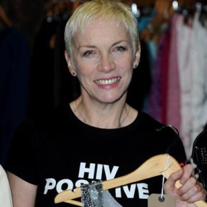 Annie Lennox - The Oxfam Curiosity Shop