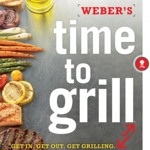 Time To Grill - Weber