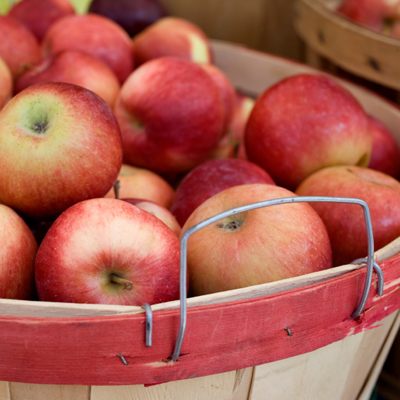 A Bushel Of Apples - iStock