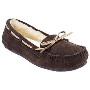 Chaia Suede Moccasin From Target