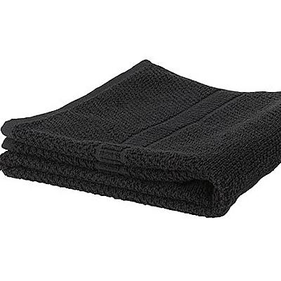Black Frajen Washcloth - Ikea