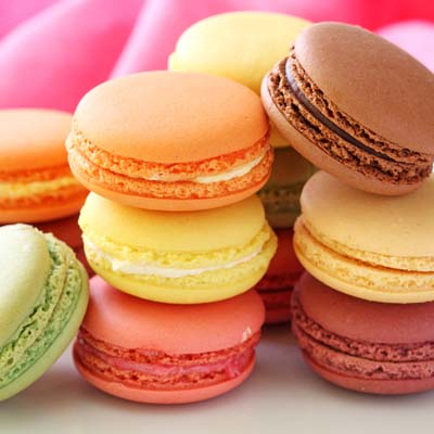 Macaroons-Shutterstock 