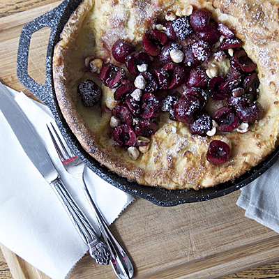Dutch Baby Pancake-See You In The Morning