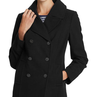 Old Navy Poly blend Pea Coat