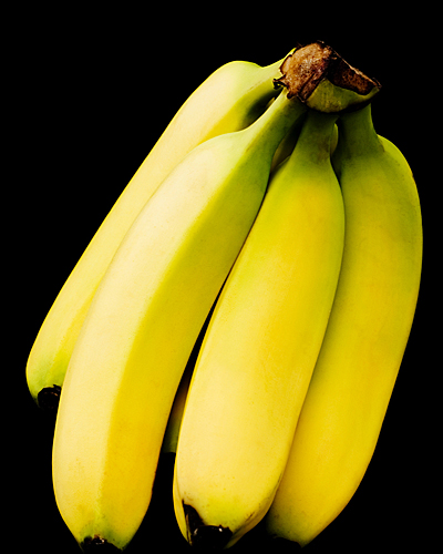 Yellow Bananas-  shutterstock