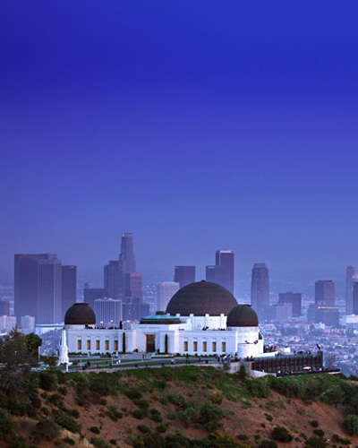 Griffith Observatory -123rf