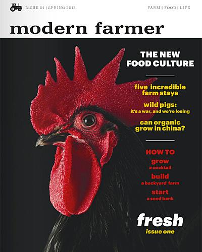 Modern Farmer Cover