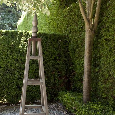 Moveable Garden Obelisk - Casey Phaisalakani