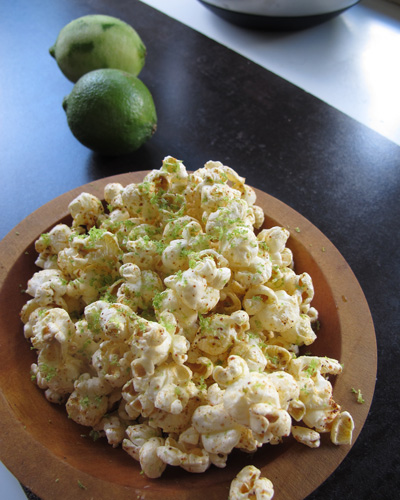 Chili Lime Popcorn - C. Rule