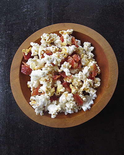 Maple Bacon Popcorn - C. Rule