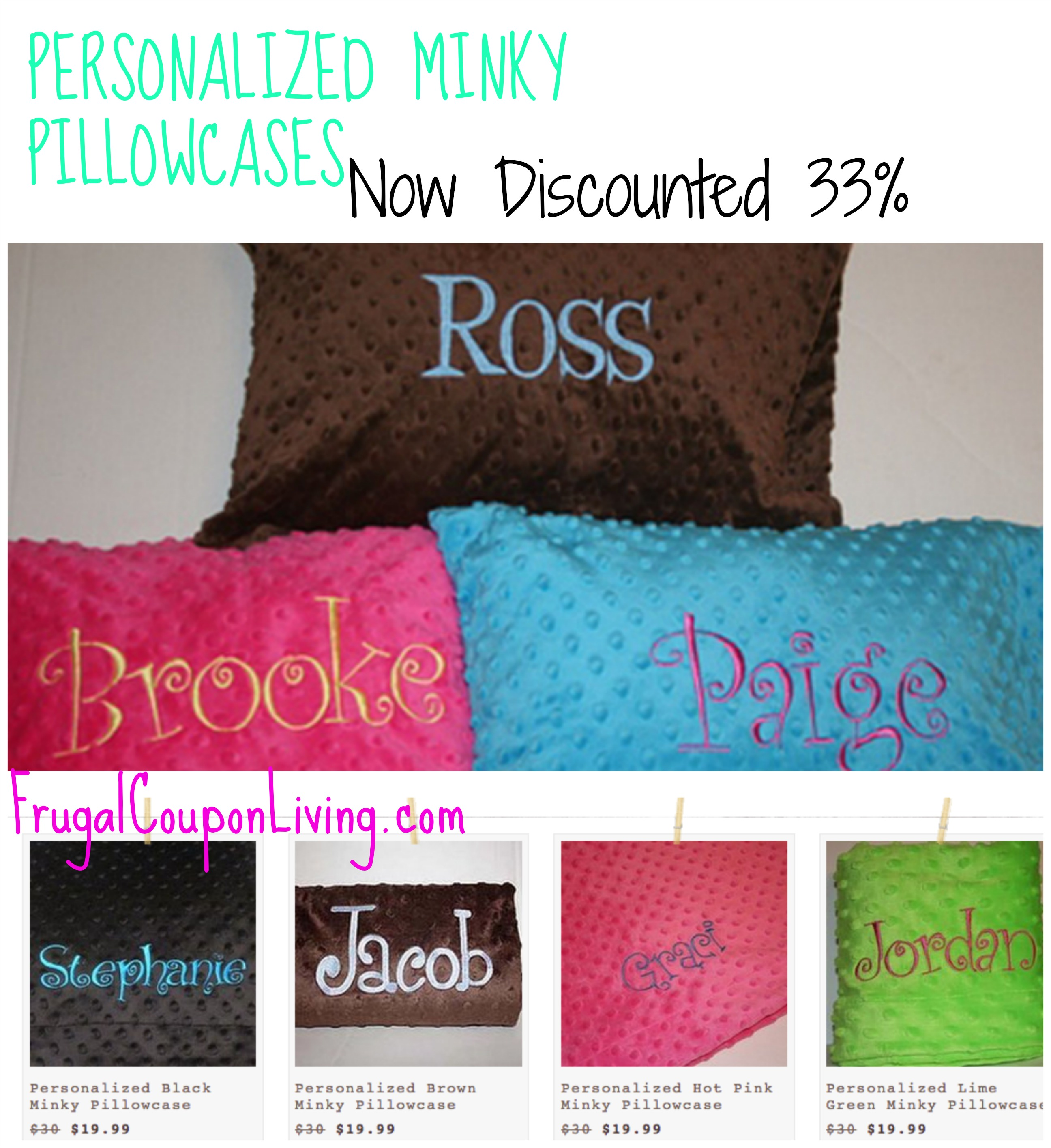 Tempting Personalized Minky Pillowcase Personalized Pillowcase Super Soft Minky Pillowcases Now Personalized Pillow Cases Etsy Personalized Pillow Cases Outdaughtered baby Personalized Pillow Cases