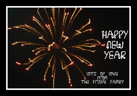 Happy New Year….