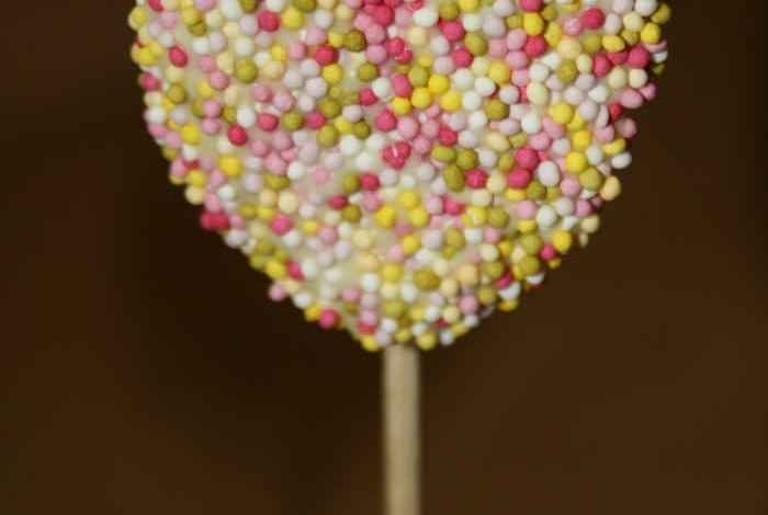 Anyone for a Cake Pop….
