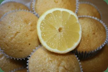 lemon muffins again