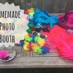 #ThriftyThursday – How to make a homemade photo booth…..