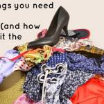 12 things you need to get rid of (and how to do it the easy way)….