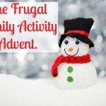 The Frugal Family Christmas Activity Advent- Make a paper Christmas wreath….