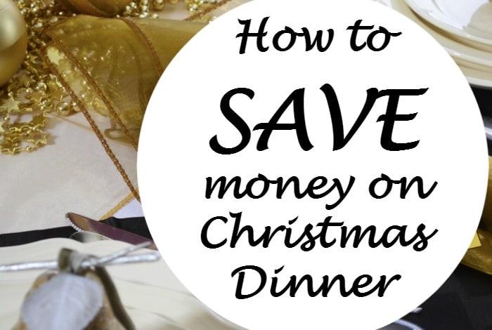 Christmas Dinner Moneysaving….