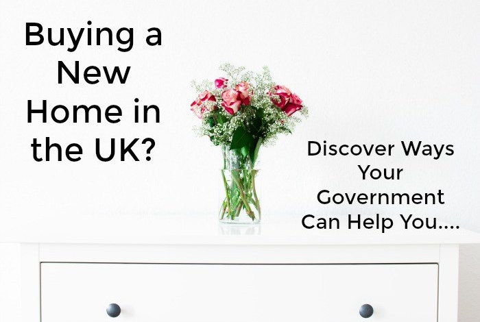 Buying a New Home, UK: Discovering Ways Your Government Can Help You….