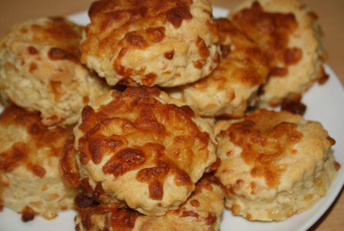 Super easy and versatile scone recipe….