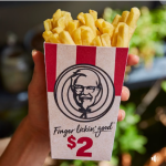 DEAL: KFC $2 Large Chips