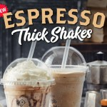NEWS: Domino's Espresso Thickshake