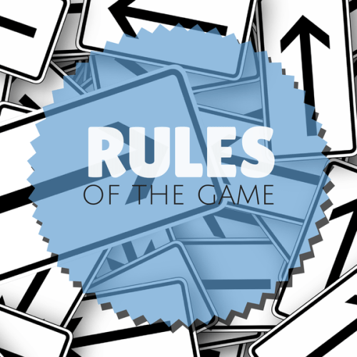 rsz rules 500x500 The Rules of the Game