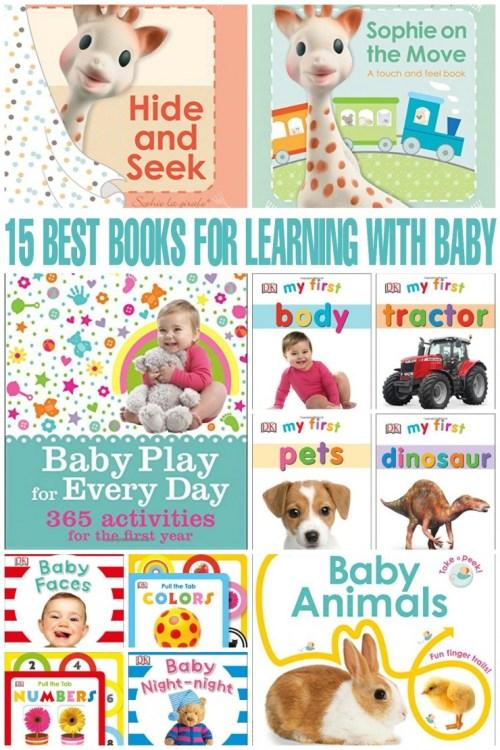Medium Of Best Baby Books
