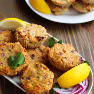Spicy Tuna Cakes with Sweet Potatoes and Carrots | Frugal Nutrition (Inspired by @nomnompaleo