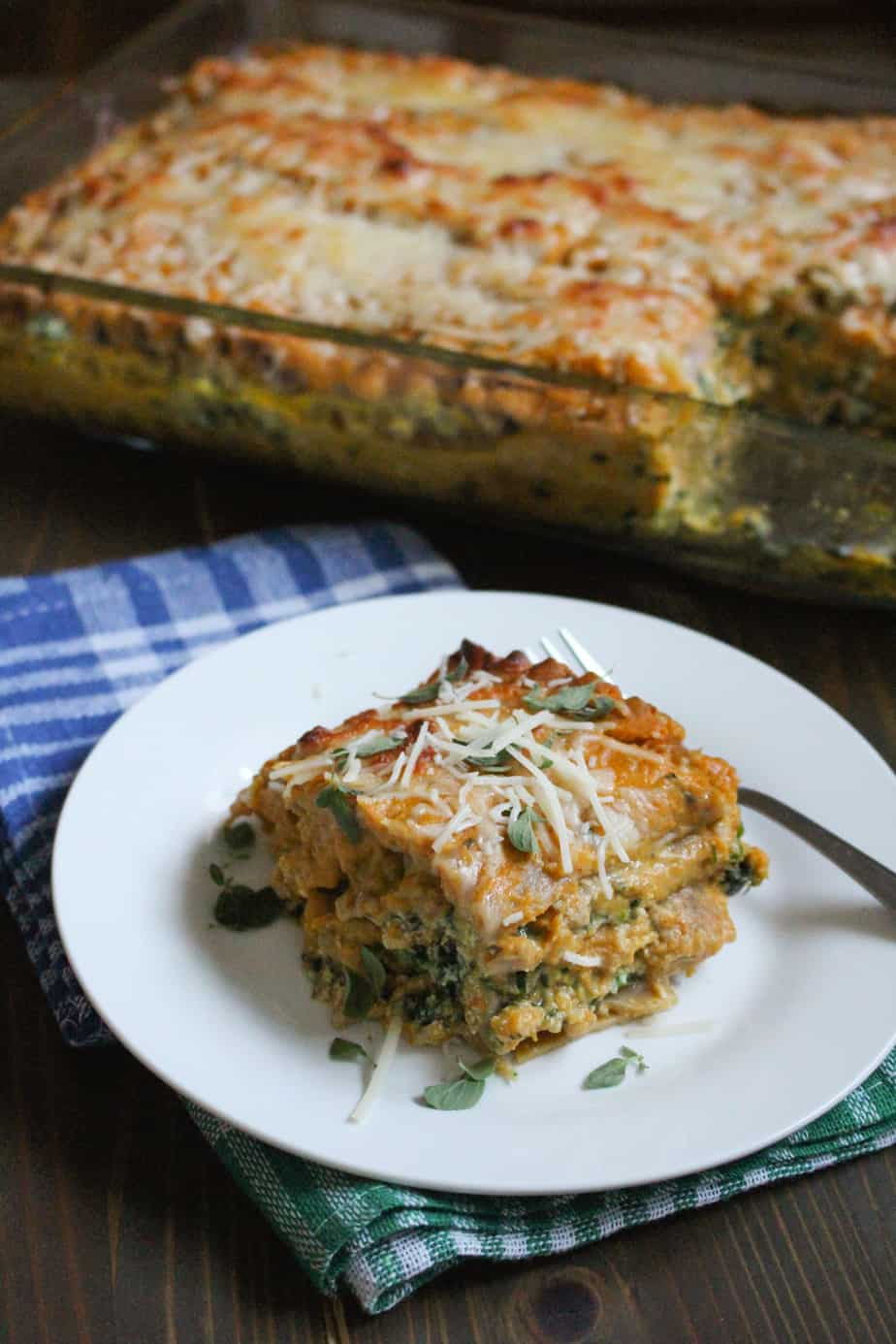 easy-pumpkin-sauce-lasagna-with-spinach-frugal-nutrition