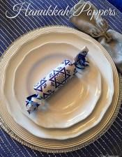 Hanukkah Party Poppers