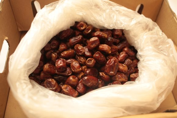 Semi Dry dates with highest egyptian quality