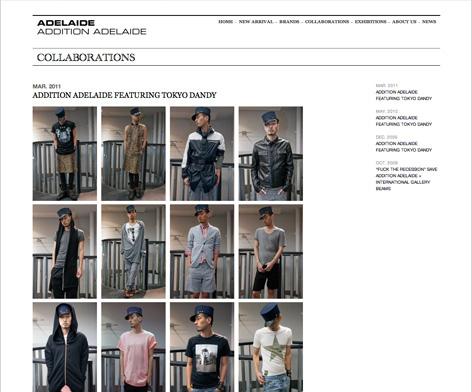 Adelaide / Addition Adelaide website 8