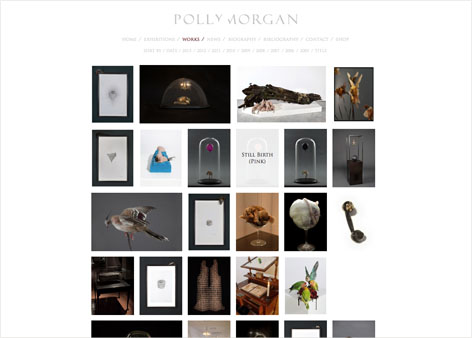 Polly Morgan 4