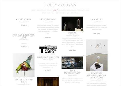 Polly Morgan 5