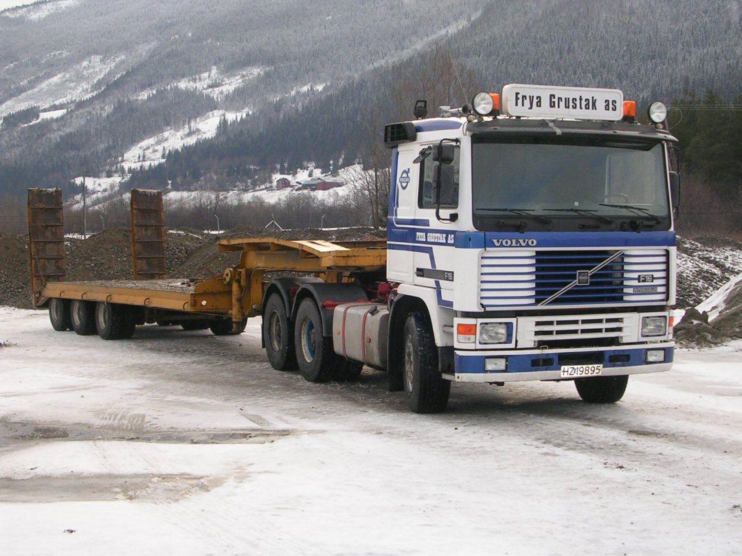 Volvo F 16
